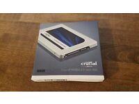 Crucial MX300 525gb 2.5 Inch SSD (Brand New & Sealed)