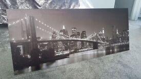 New York City Skyline Canvas