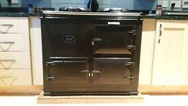 AGA - 2 Oven - Natural Gas