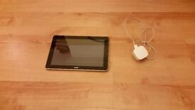 "Acer Iconia A3-A10 Tablet, 10"", White, 16GB, Wifi GOOD CONDITION"