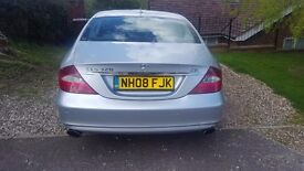 Excellent condition Mercedes Benz CLS350 (2008), FSH, recent service carried out, only 2 owners.