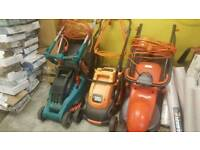 Lawnmowers ladders and tools for sale new and used