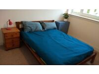 Double Room Available Now for Short Term Let in Liberton