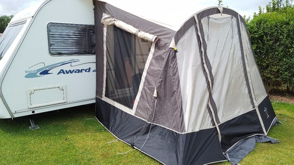 Royal Lounge 260 Lightweight Caravan Porch Awning In Brandon