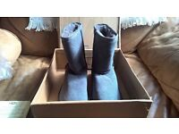 Brand New Short Grey Ugg Boots Size 6.5