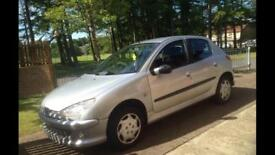 Peugeot 206s for sale. SOLD