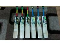 SPARTAN CRICKET BATS, ALL MODELS AVAILABLE . ENGLISH WILLOW , CHOICE OF CRISH GAYLE & M S DHONI