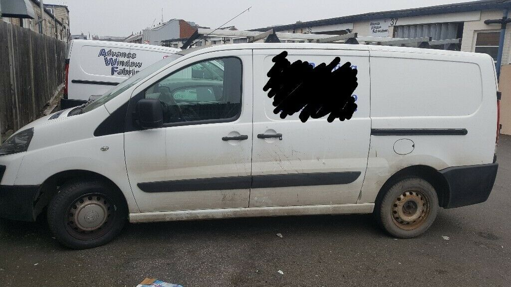 citroen dispatch spares and repairs