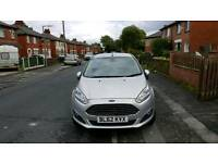 Ford fiesta 1.6 PowerShift automatic 62 reg in mint condition