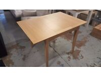 NEW John Lewis Alba 2-4 Seater Extending Dining Table, Oak RRP £250 **CAN DELIVER**