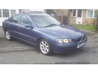 2001 VOLVO S60 2.0 T S HALF LEATHER FULL HISTORY 10 STAMPS PART EXCHANGE WELCOME CHEAP CAR