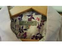 Ted baker patterned men's shirt - size 5