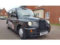 2006 (56) LONDON TAXI INTERNATIONAL TX4 BRONZE AUTOMATIC HACKNEY SERVICE HISTORY