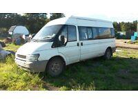 For sale ex works 15 seater transit minibus
