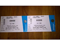 Olly Murs Tickets: Sunday 24th Worcester CC Club