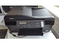 Printer, scanner, fax - All in One Epson Stylus