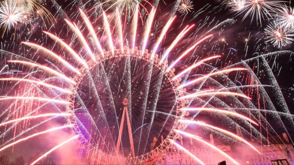 697b8e22e19b4a New Years Eve celebrations London