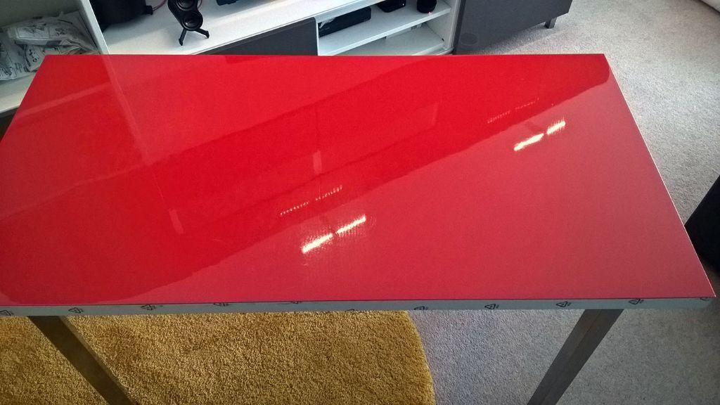 Ikea linnmon godvin table for sale 18 in london gumtree for Table 2 personnes ikea