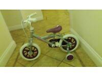 "Child's Bike 12"" Wheels"