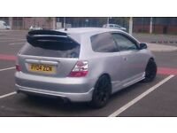 QUICK SALE - Honda Civic iVTEC Sport (Type R Replica) 3d
