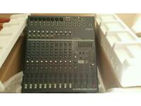 YAMAHA pmx5014c POWERED MIXER