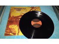 "WISHBONE ASH - PILGRIMAGE- VINYL L.P- ""DOGBONE"" LABEL- MCA RECORDS"