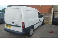 combo van 2007 long mot reverse camera cracking little van