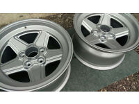 Mercedes penta concave wheels 8x16