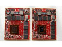 ATI Mobility Radeon HD 5870 x2 (Crossfire) 1GB GDDR5 Rev. 02 'Dell\ Alienware'