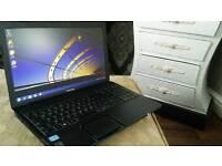 Toshiba 6Gb Ram laptop 500gb Hdmi Thin Design with 4hr battery