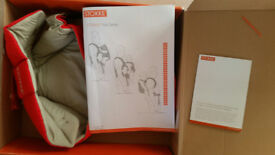 Stokke Red Baby Carrier 0-3yr, 3 position - never used