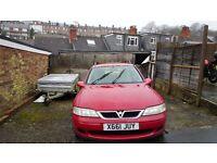 Vauxhall Vectra 1.8 petrol Estate