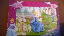 Disney Princess Puzzles - Good used condition