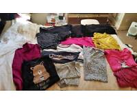 Ladies size 34 to 36 clothes