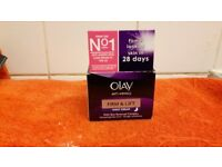 Olay anti wrinkle firm and lift night cream new sealed cost £13.50