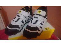 Mavic Alpine XL SPD trainers (MTB) size 9 uk cycling trainers spd shoes