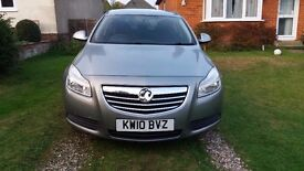 Insignia Diesel 160 bhp, Sat Nav, Full Service History, Great condition, Second keeper.