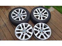 "Alloy Wheels BMW E90 16"" '05"