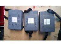 Kewtech electrical test kit
