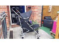 Umbrella fold light buggy pushchair like maclaren travel stroller
