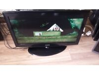 """Samsung 40"""" Full HD 1080p Freeview TV £100"""