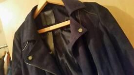 Jacket blue.new.size 8