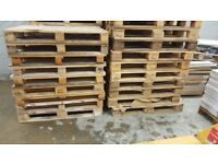 I sell 60 units euro pallets as new