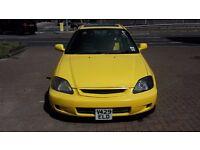 Honda Civic Jordan B18 LSD ek Vtec Vti (b16 b20 ek9 type r dc2 ej9 eg k20)