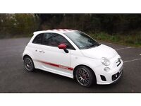 Fiat 500 Abarth with TMC motorsport upgrade