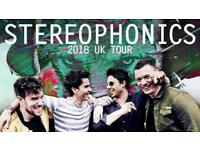 Stereophonics tickets Wrexham