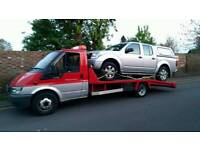 CAR BREAKDOWN RECOVERY TRANSPORT TOW TRUCK TOWING SERVICE M25 M40 M4 M3 M11 FLAT BATTERY TYRE JUMP