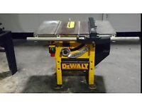 Dewalt Table Saw - DW746 T-XJ