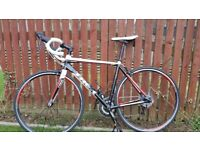 Trek road bike for sale, as new condition.