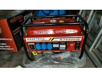 Kraft echo kt6500 generator